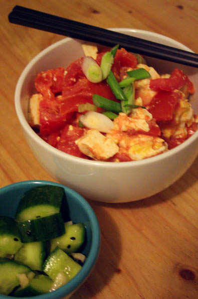 tomatoe egg soup